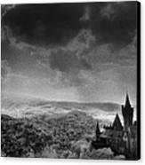 Schloss Wernigerode Canvas Print
