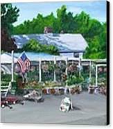 Scimone's Farm Stand Canvas Print