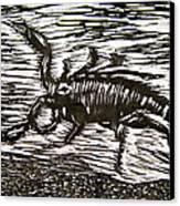 Scorpion Canvas Print by Marita McVeigh