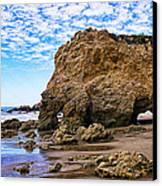Sea Sphinx Canvas Print by Ron Regalado