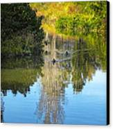 Serene Reflection Canvas Print