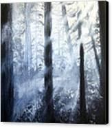 Serenity Canvas Print by Jamil Alkhoury