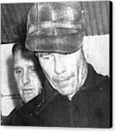Serial Killer Ed Gein, Plainfeld Canvas Print by Everett