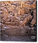 Seven Civilizations Canvas Print