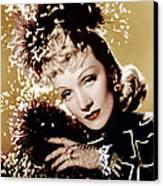 Seven Sinners, Marlene Dietrich, 1940 Canvas Print by Everett