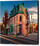 Sewickley 1  Canvas Print
