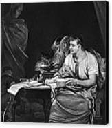 Shakespeare: Julius Caesar Canvas Print