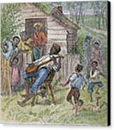 Sharecroppers, 1876 Canvas Print by Granger
