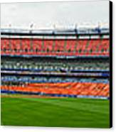 Shea Stadium Pano Canvas Print