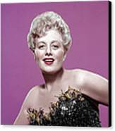 Shelley Winters, 1950s Canvas Print