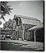 Shiloh Barn Canvas Print
