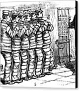 Sing Sing Prison, 1878 Canvas Print by Granger