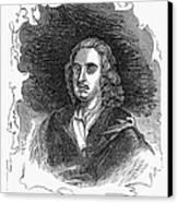 Sir Henry Vane (1613-1662) Canvas Print