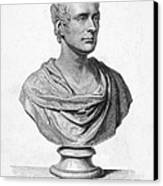 Sir Thomas S. Raffles Canvas Print