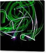 Skrillen The Mood 3 Canvas Print by Cyryn Fyrcyd