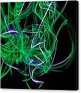 Skrillen The Mood 4 Canvas Print by Cyryn Fyrcyd