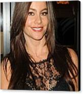 Sofia Vergara At A Public Appearance Canvas Print