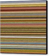 Soft Stripes L Canvas Print