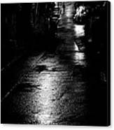 Soho Noir Canvas Print by Dean Harte