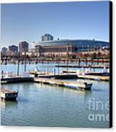Soldier Field - East Side Canvas Print
