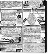 Solemn League And Covenant Canvas Print