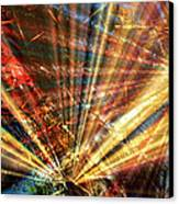 Sound Of Light Canvas Print
