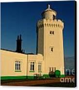 South Foreland Lighthouse Canvas Print
