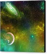 Space001 Canvas Print by Svetlana Sewell