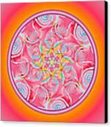 Spirit Dance Canvas Print by Linda Pope