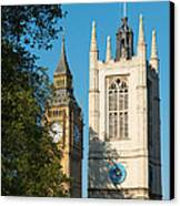 St Margarets Church Westminster  Canvas Print
