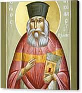 St Nicholas Planas Canvas Print