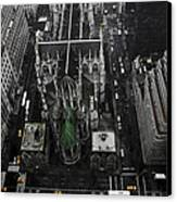 St. Patricks Cathedral Canvas Print by Marcel Krasner