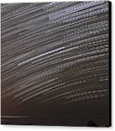 Star Trails Canvas Print by Laurent Laveder