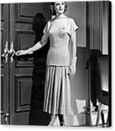State Of The Union, Angela Lansbury Canvas Print by Everett