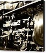 Steam Power II Canvas Print