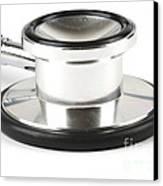Stethoscopes Diaphragm Canvas Print by Photo Researchers, Inc.