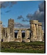 Stonehenge Canvas Print by Heather Applegate