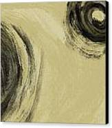 Storm Canvas Print by Nomi Elboim