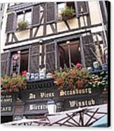 Strasbourg Canvas Print