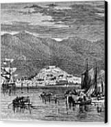 St.thomas, 1868 Canvas Print by Granger