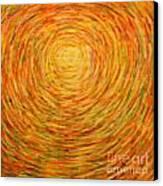 Summer Canvas Print by Atiketta Sangasaeng