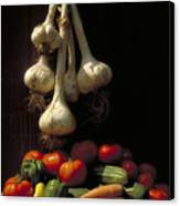 Summer Harvest Canvas Print by Garry McMichael