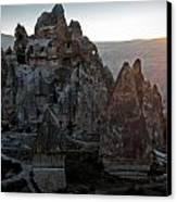 Sunrise Over Cappadocia Canvas Print