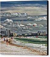 Surfs Up Canvas Print by Boyd Alexander