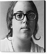 Susan E. Saxe Was A 1970s Radical Canvas Print