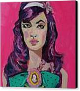 Sweet Like Barbie Canvas Print