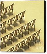 Symphony Canvas Print by Vishakha Bhagat