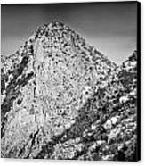 Taos Mountain 3 Canvas Print by Lisa  Spencer