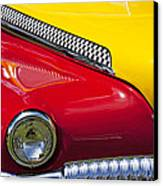 Taxi De Soto Canvas Print