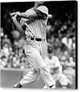 Ted Williams, 1946 Canvas Print by Everett